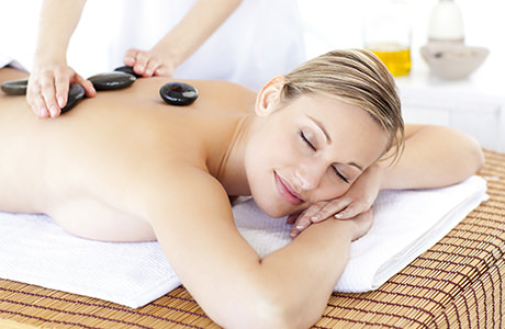 Speciale massages – pure ontspanning